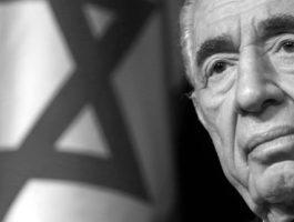 Zum Tod von Shimon Peres