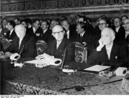 Weniger feiern, mehr kämpfen! – 60 Jahre Römische Verträge