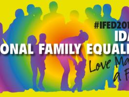 Vielfalt, Akzeptanz sexueller Selbstbestimmung und rechtliche Gleichstellung!