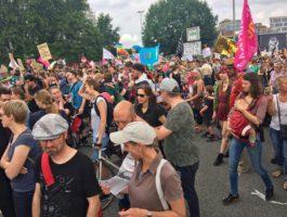 G20 ohne Legitimation – Grundrechte in Gefahr