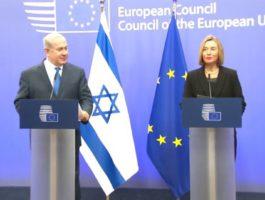 Trump zu Jerusalem – Netanyahu in Brüssel