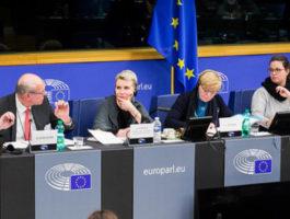 Europaparlament für UNRWA-Unterstützung